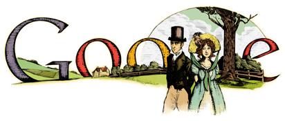 235th Birthday of Jane Austen