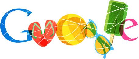 Google Logo: Australian Summer