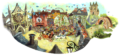 Google Logo: The Wedding of Prince William of Wales and Catherine Middleton