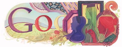 Google Logo: 2011 International Women's Day