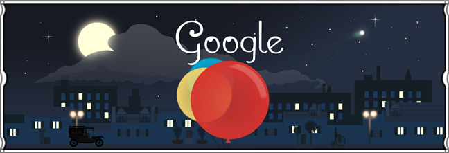 A Google Doodle today in honor o