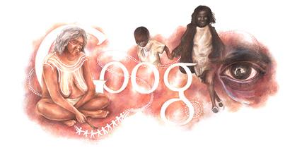 Australia Day Doodle Google 26 gennaio 2016